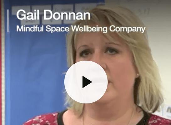 Gail Donnan on BBC Look North