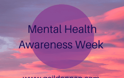 Mental Health Awareness Week –  A view on depression