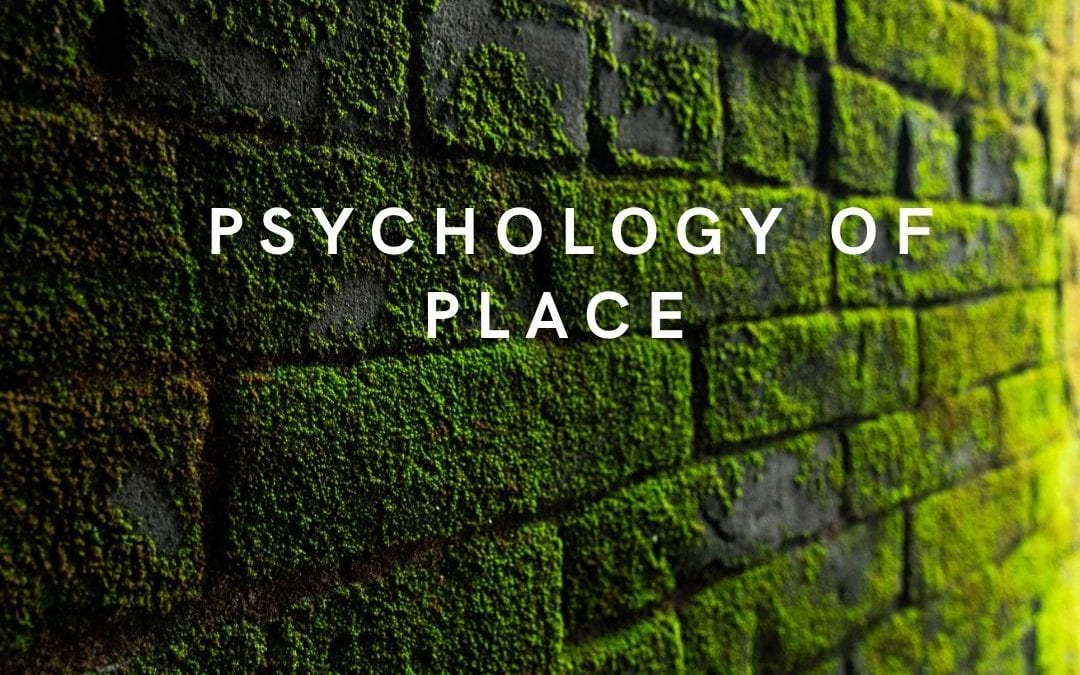 The Psychology of Place – A Journey into Nostalgia, Memory and Social Change